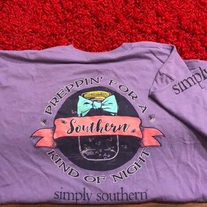 Simply Southern Tops - Simply Southern Long Sleeve Top